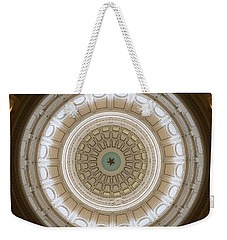Weekender Tote Bag featuring the photograph Texas Capital by Robert Meanor