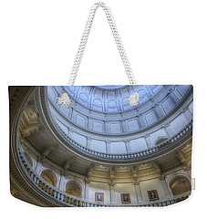 Texas Capitol Dome Interior Weekender Tote Bag
