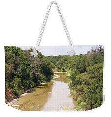Texas River Weekender Tote Bag