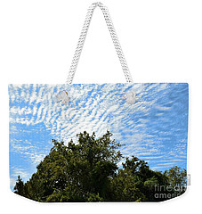 Weekender Tote Bag featuring the photograph Texas Scene - Midday  by Ray Shrewsberry