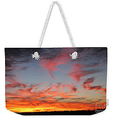 Texas Splendor Weekender Tote Bag