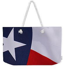 Texas Star Weekender Tote Bag