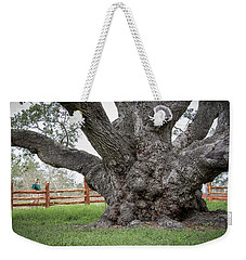 Texas State Champion Live Oak Weekender Tote Bag