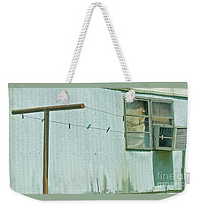 Texas Trailer Weekender Tote Bag by Joe Jake Pratt