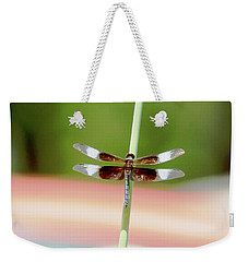 Texas Widow Skimmer - 10 Digitalart Weekender Tote Bag