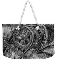Textile Machinery Weekender Tote Bag