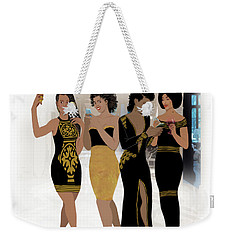 Texting With Style Weekender Tote Bag