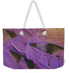 Texture Weekender Tote Bag