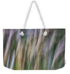 Textured Abstract Weekender Tote Bag