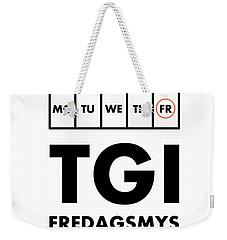 Tgi Fredagsmys Weekender Tote Bag