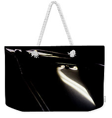 Weekender Tote Bag featuring the photograph Th Art by Paul Job