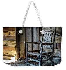 Thacker Cabin Chair Weekender Tote Bag