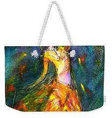 Thai Dancing Weekender Tote Bag