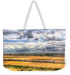 Thames Estuary View Weekender Tote Bag