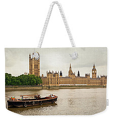 Thames Weekender Tote Bag by Keith Armstrong