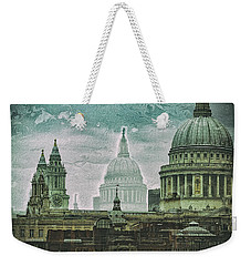 Thamesscape 2 -  Ghosts Of London Weekender Tote Bag