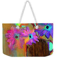Thank You Flowers Weekender Tote Bag