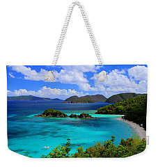 Thank You St. John Usvi Weekender Tote Bag