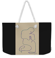 Thanks Weekender Tote Bag
