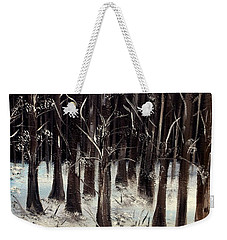 That Chill On Your Neck Weekender Tote Bag