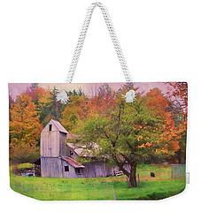 That Old Gray Barn Weekender Tote Bag