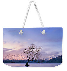 That Wanaka Tree Weekender Tote Bag