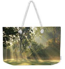 That Wonderful Light Weekender Tote Bag by Rachel Cohen