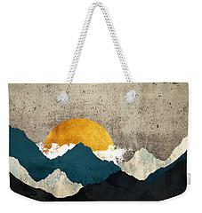 Thaw Weekender Tote Bag by Katherine Smit