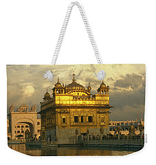The 16-th Century Golden Temple Weekender Tote Bag