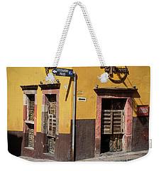 The 21 Club Weekender Tote Bag