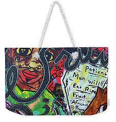 The 3 R's Weekender Tote Bag