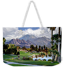 The 5th At Woodhaven Weekender Tote Bag