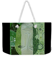 The 7th Creation Weekender Tote Bag by Talisa Hartley