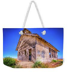 The Abandoned School House Weekender Tote Bag