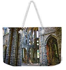 The Abbey Weekender Tote Bag