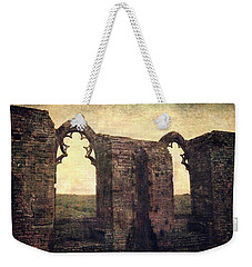 The Abbey Ruins Weekender Tote Bag