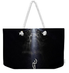 The Abduction Weekender Tote Bag