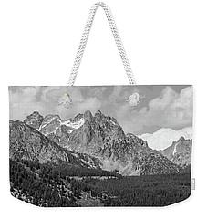 The Absarokas Weekender Tote Bag