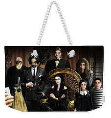 The Addams Family Weekender Tote Bag