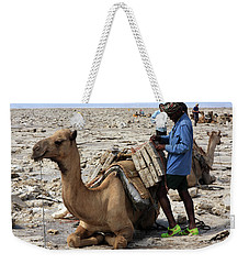 The Afar People  Weekender Tote Bag