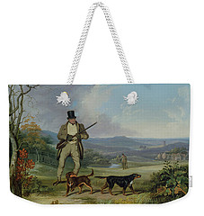 The Afternoon Shoot   Weekender Tote Bag by Philip Reinagle