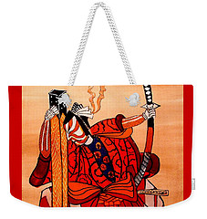 The Age Of The Samurai 04 Weekender Tote Bag