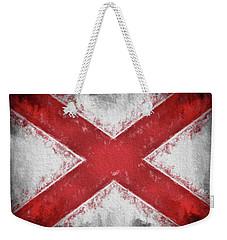 The Alabama Flag Weekender Tote Bag