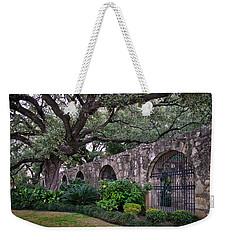 The Alamo Oak Weekender Tote Bag