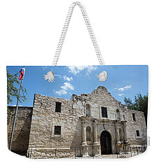 The Alamo Texas Weekender Tote Bag