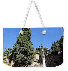 The Alcazaba Of Malaga In Andalucia Spain Weekender Tote Bag