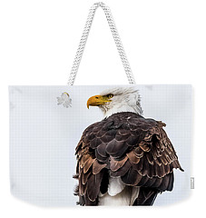 The Alert Weekender Tote Bag by Yeates Photography