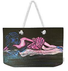 The Alien Ballerina Weekender Tote Bag