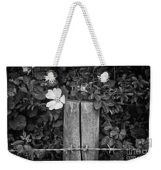 The Allotment Project - Dog Rose Weekender Tote Bag