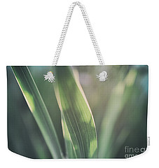 The Allotment Project - Sweetcorn Leaves Weekender Tote Bag